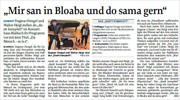 Regensburg Tageszeitung